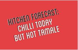 Kitchen Forecast